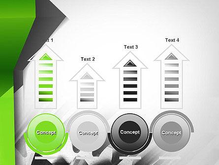 Cogwheels Theme PowerPoint Template Slide 7
