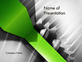 Utilities/Industrial: Tandwielen Thema PowerPoint Template #11704