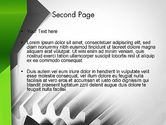 Cogwheels Theme PowerPoint Template#2