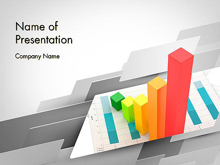 Designing Data Visualization PowerPoint Template, 11711, Business Concepts — PoweredTemplate.com