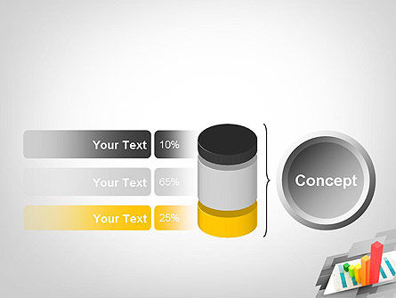 Designing Data Visualization PowerPoint Template Slide 11