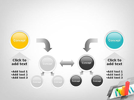 Designing Data Visualization PowerPoint Template Slide 19
