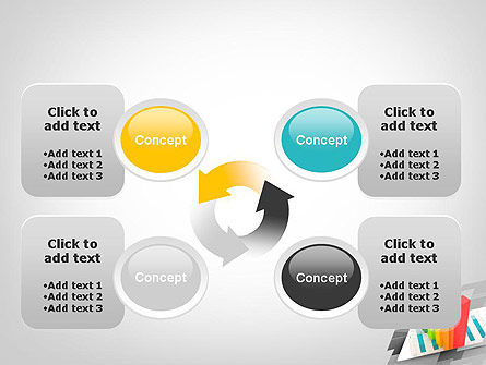 Designing Data Visualization PowerPoint Template Slide 9