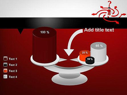 Choosing Success Way PowerPoint Template Slide 10