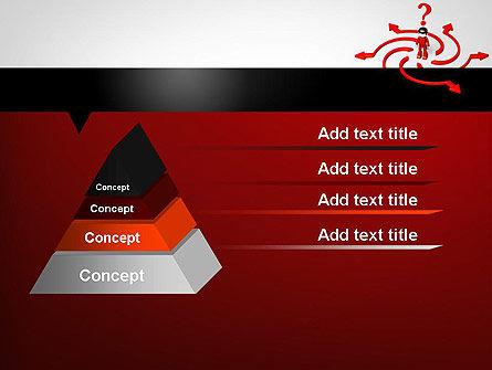 Choosing Success Way PowerPoint Template Slide 12