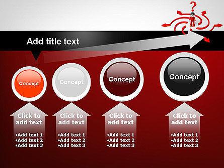 Choosing Success Way PowerPoint Template Slide 13