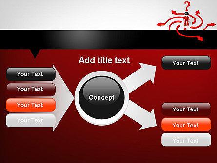 Choosing Success Way PowerPoint Template Slide 14