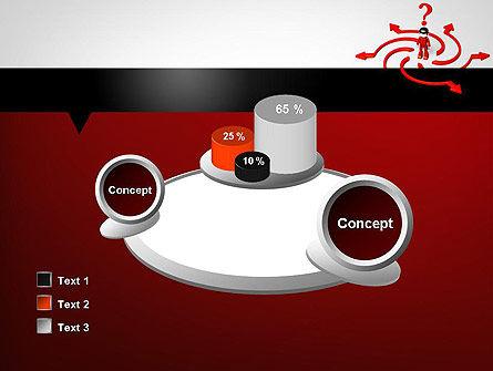 Choosing Success Way PowerPoint Template Slide 16