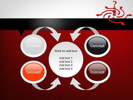 Choosing Success Way PowerPoint Template Slide 6