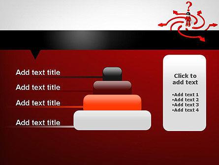 Choosing Success Way PowerPoint Template Slide 8