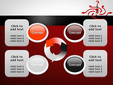 Choosing Success Way PowerPoint Template Slide 9