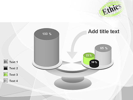 Code of Ethics PowerPoint Template Slide 10