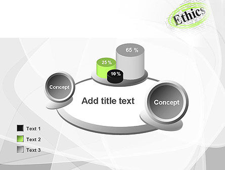 Code of Ethics PowerPoint Template Slide 16