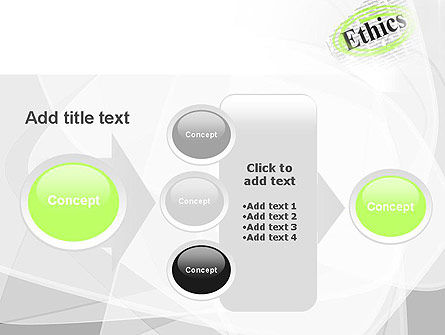 Code of Ethics PowerPoint Template Slide 17