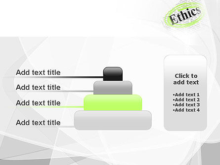 Code of Ethics PowerPoint Template Slide 8