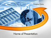Financial/Accounting: Private Equity Investments PowerPoint Template #11714