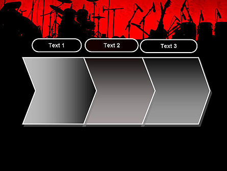 Rock Concert PowerPoint Template Slide 16