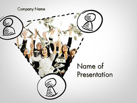 Quick Money PowerPoint Template