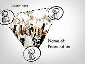 Financial/Accounting: Modelo do PowerPoint - dinheiro rápido #11719