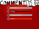 Social Commentary PowerPoint Template#3