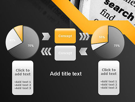 Search Concept PowerPoint Template Slide 16