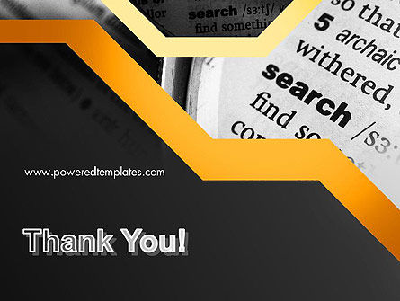 Search Concept PowerPoint Template Slide 20