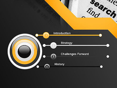 Search Concept PowerPoint Template Slide 3