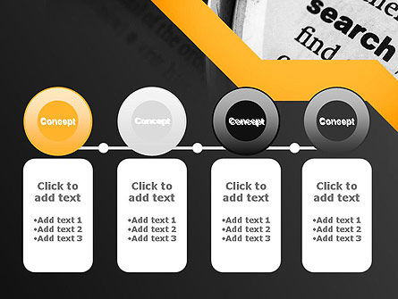 Search Concept PowerPoint Template Slide 5