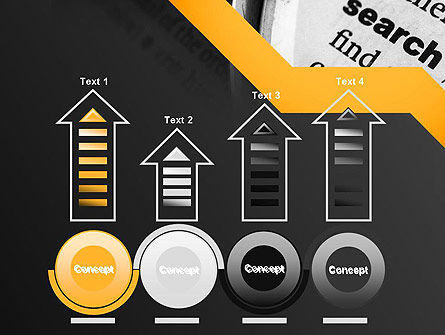 Search Concept PowerPoint Template Slide 7