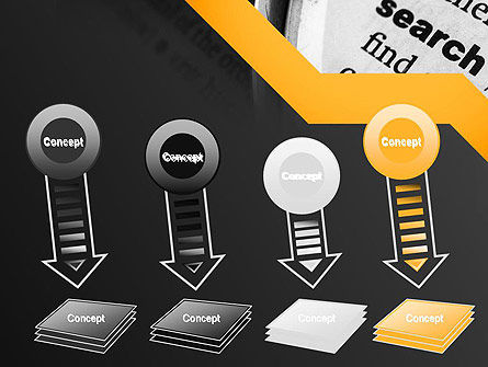 Search Concept PowerPoint Template Slide 8