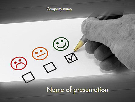 Customer Retention PowerPoint Template, 11730, Business Concepts — PoweredTemplate.com