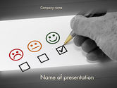Business Concepts: Customer Retention PowerPoint Template #11730