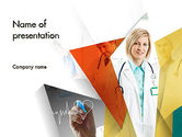 Medical: Medical Team PowerPoint Template #11731