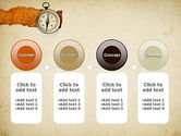 Compass on Parchment PowerPoint Template#5
