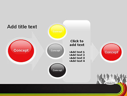 Target Marketing PowerPoint Template Slide 17