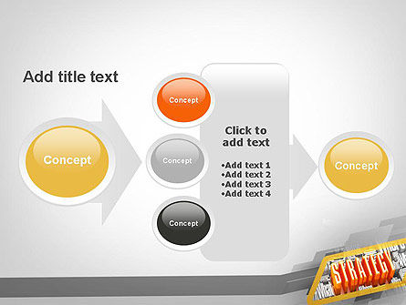 Strategy Theme PowerPoint Template Slide 17