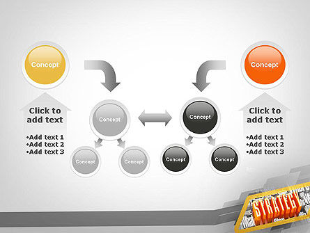Strategy Theme PowerPoint Template Slide 19