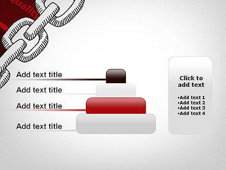 CRM Chain PowerPoint Template Slide 8