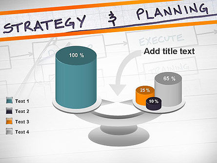 Strategy and Planning Flowchart Theme PowerPoint Template Slide 10