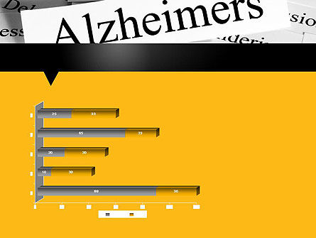 Alzheimer's Disease PowerPoint Template Slide 11