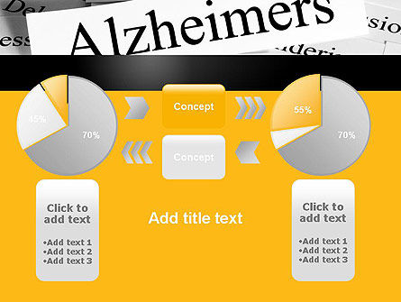 Alzheimer's Disease PowerPoint Template Slide 16