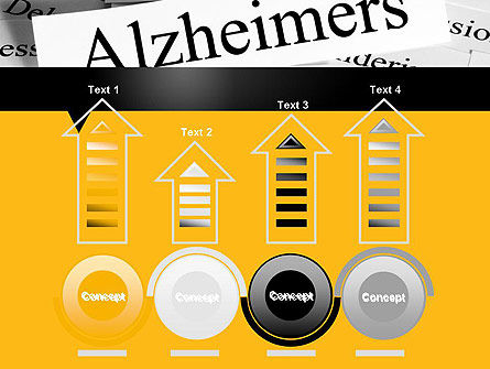 Alzheimer's Disease PowerPoint Template Slide 7