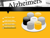 Alzheimer's Disease PowerPoint Template#12