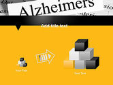 Alzheimer's Disease PowerPoint Template#13