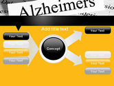 Alzheimer's Disease PowerPoint Template#15
