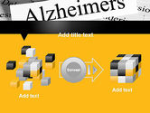 Alzheimer's Disease PowerPoint Template#17