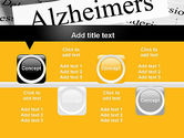 Alzheimer's Disease PowerPoint Template#18