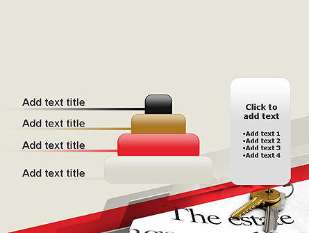 Estate Theme PowerPoint Template Slide 8
