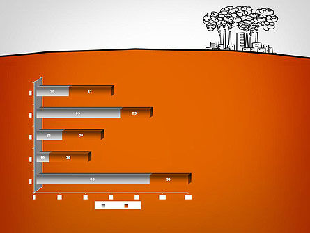 Factory Sketch PowerPoint Template Slide 11