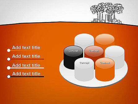 Factory Sketch PowerPoint Template Slide 12